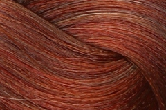 6-4 rich autumn red brown