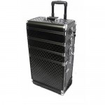 Beauty Case 4 Levels with Wheels 16131