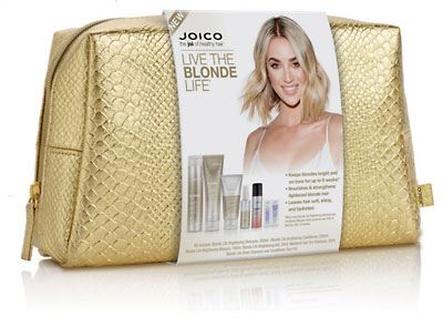 Joico blonde life gift set special