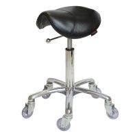 saddle-stool-black-no-back-chrome-base-jpg